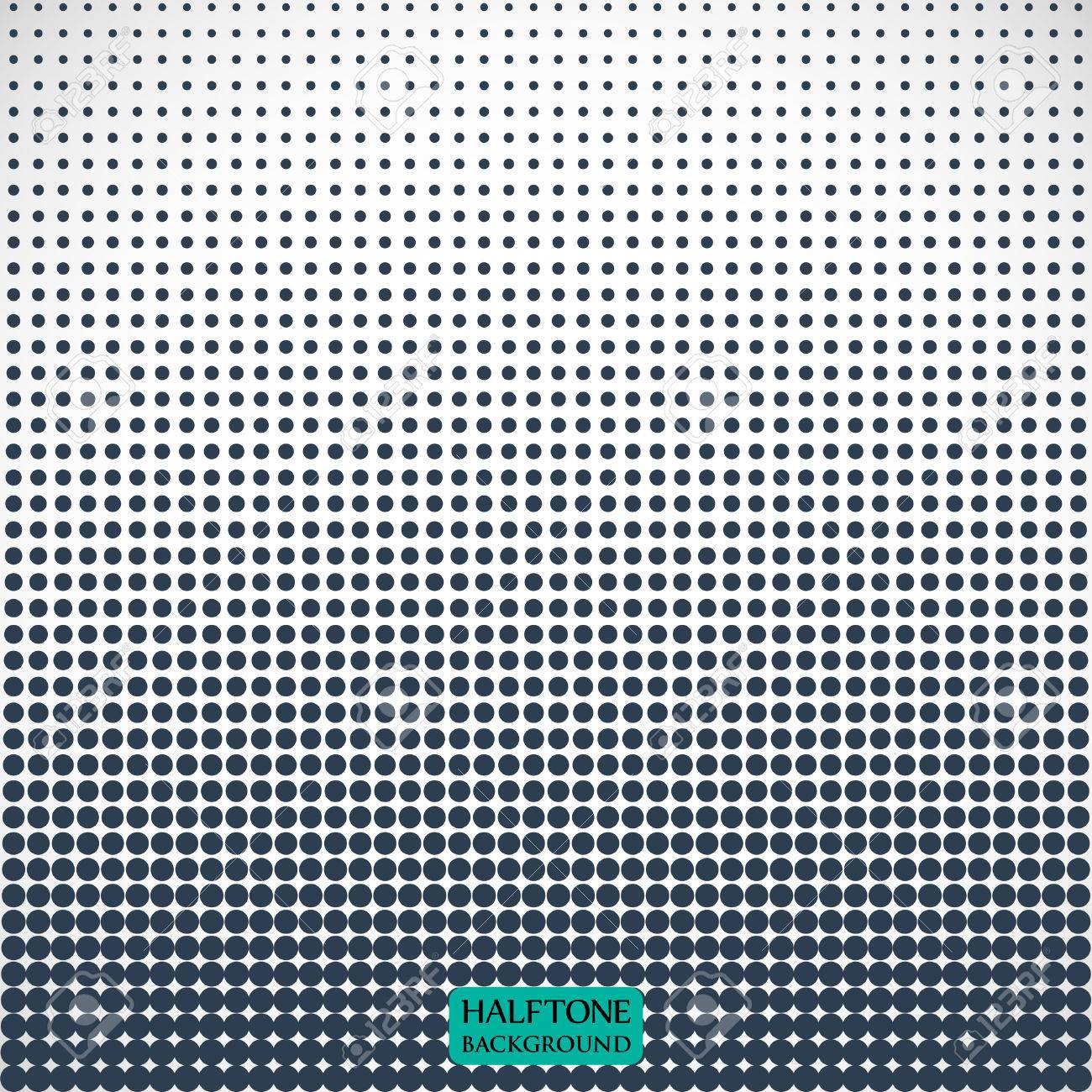 Halftone of the gray dots on gray background - 33557542