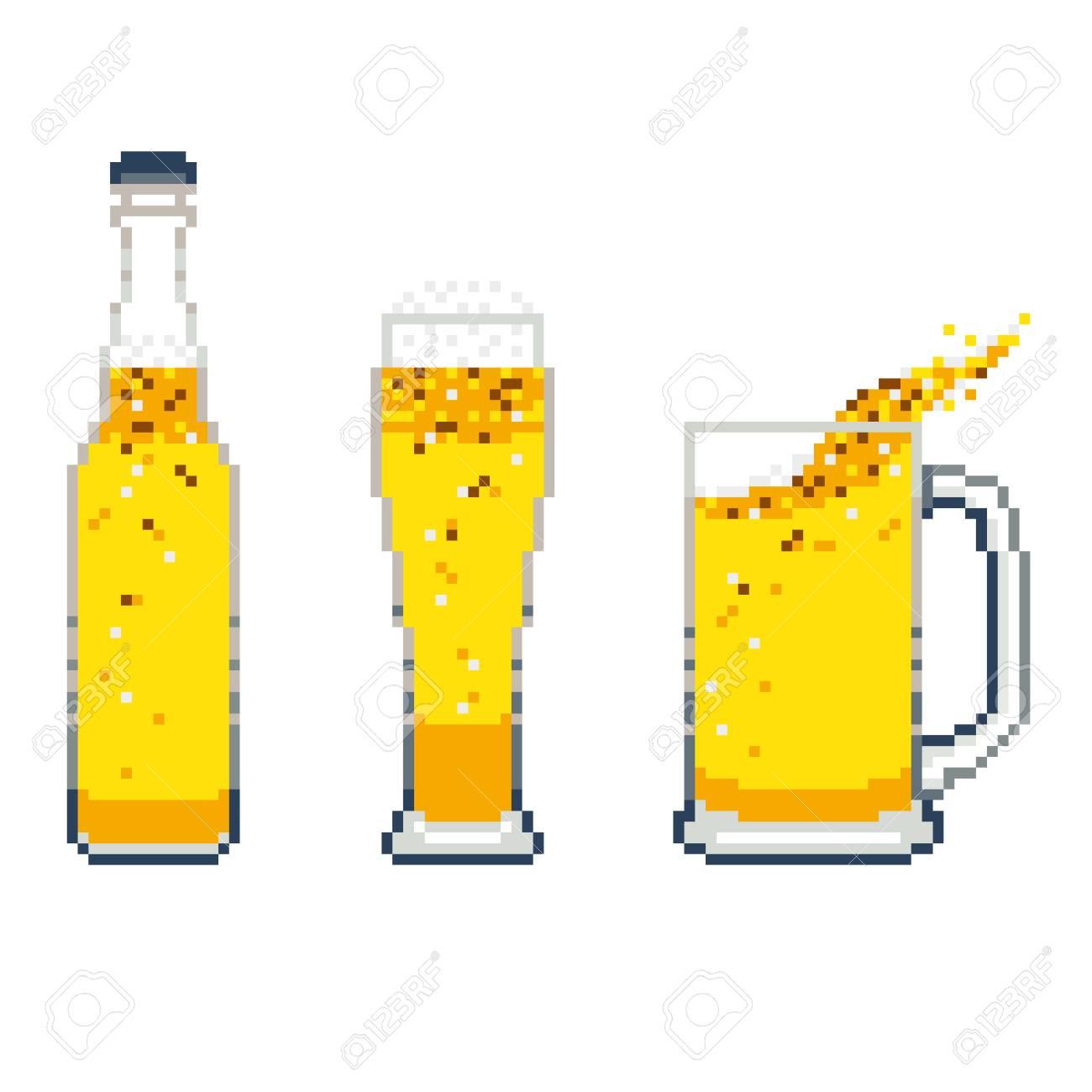 Bier retro Etiketten - Download Kostenlos Vector, Clipart Graphics,  Vektorgrafiken und Design Vorlagen