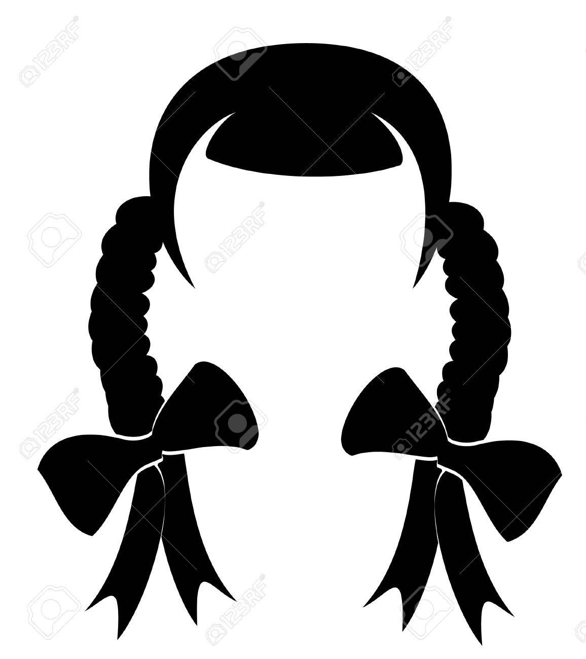 illustration of a woman Stock Vector - 8539592