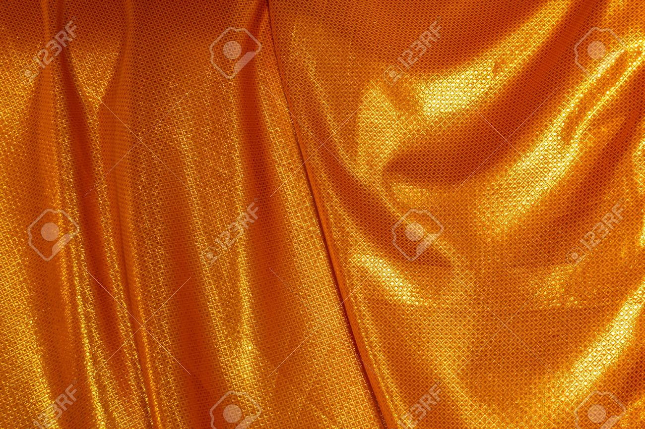 vorhang gelb