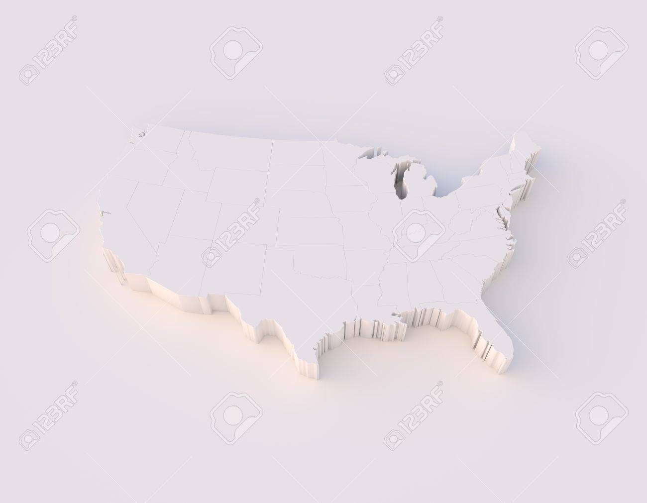 Collection Of Diagram D Usa Map Millions Ideas Diagram And - 3d map usa states