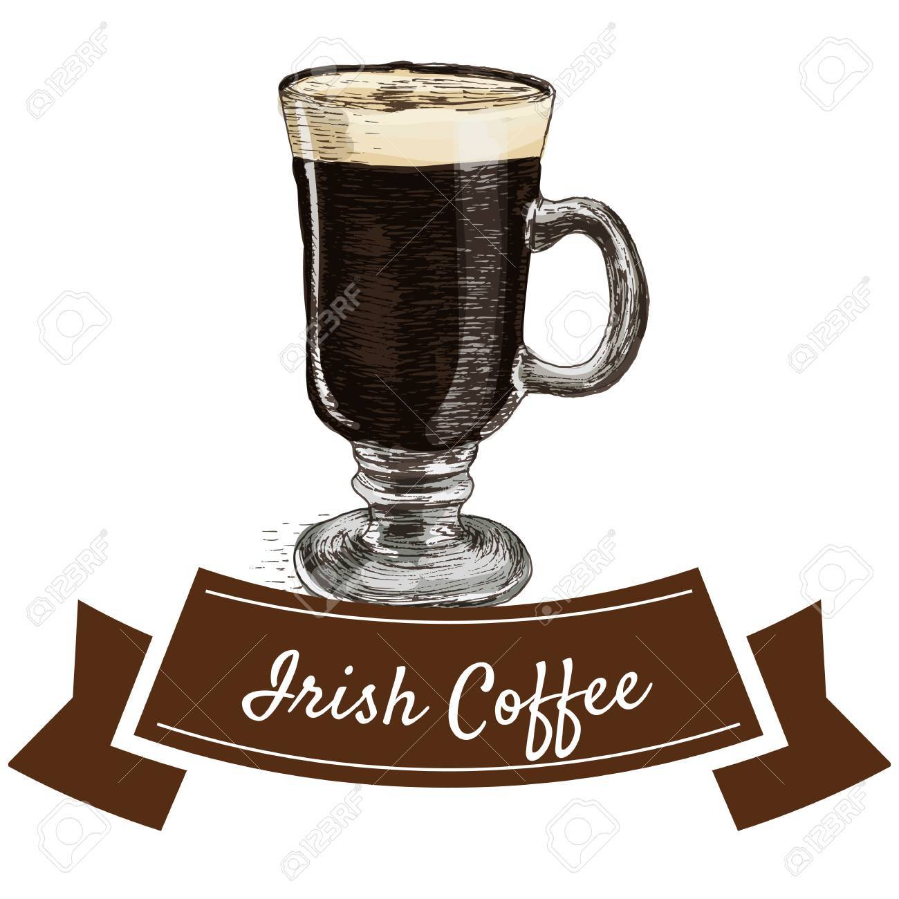 SET IRISH COFFEE