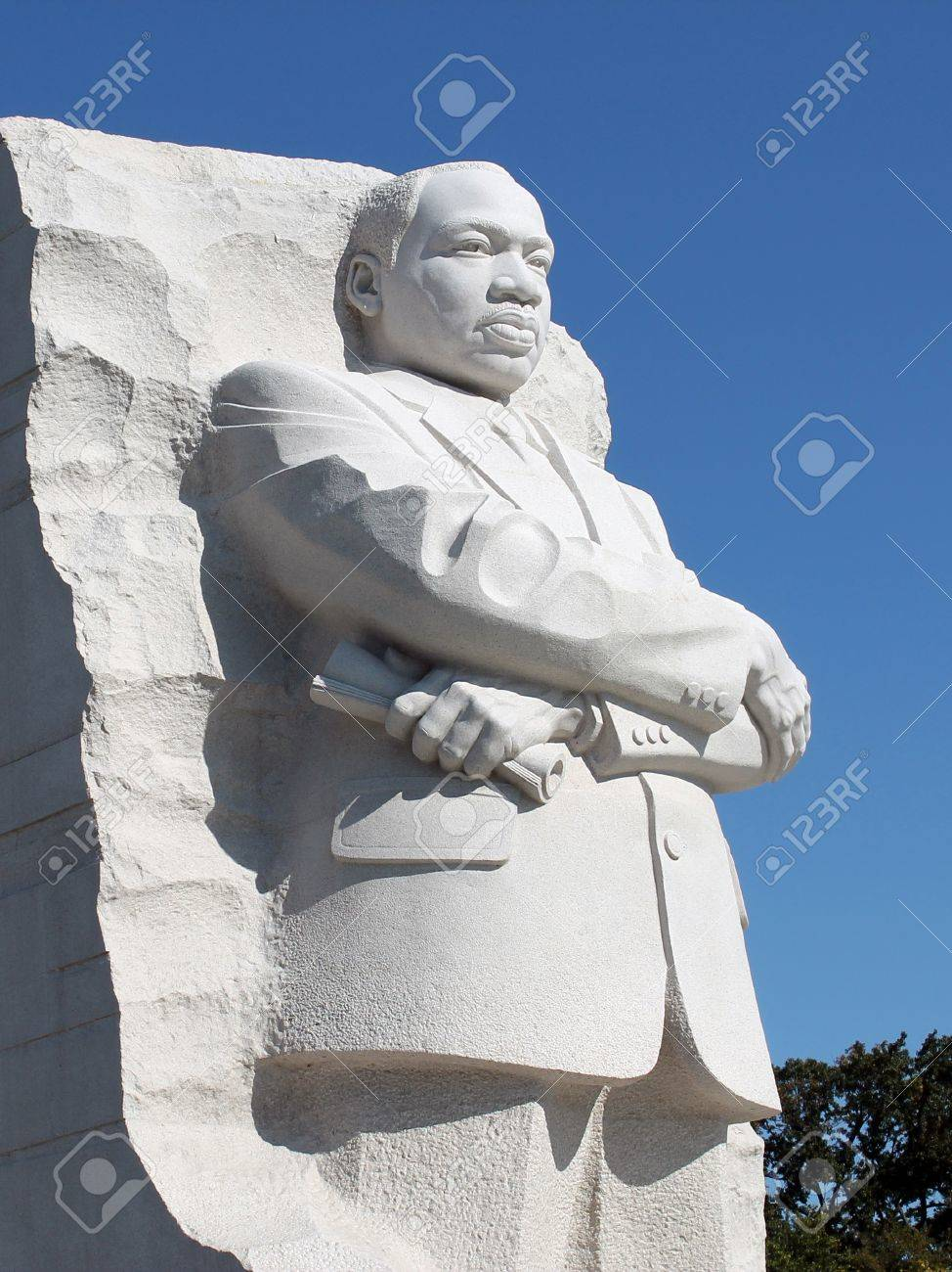 Martin Luther King Jr Monument In Washington Dc Stock Photo Picture