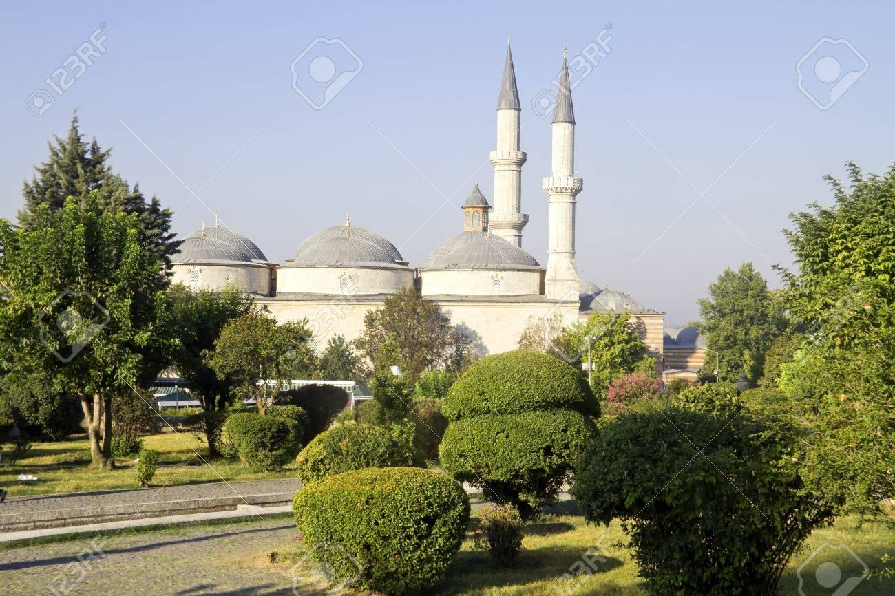 ottoman mosque in edirne turkey edirne is the former capital