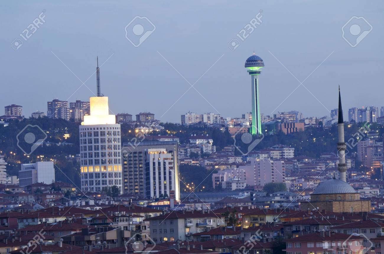 ankara capitale de turquie
