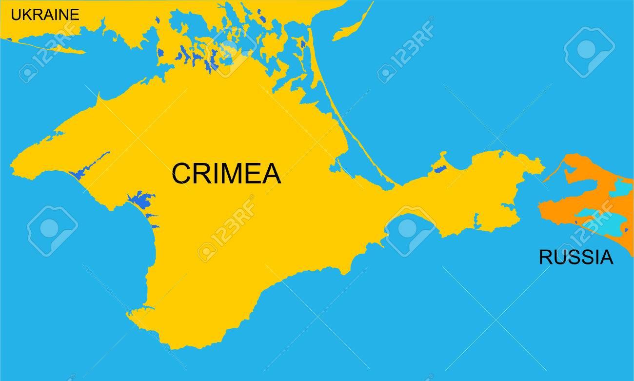 Ukraine krim russland hintergrund