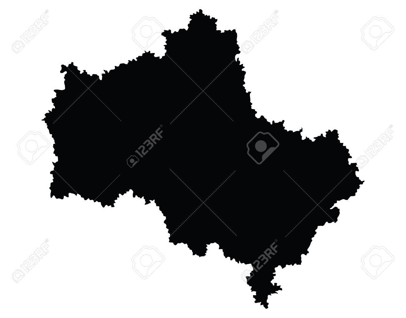 Russia Kemerovo Map Picture Ideas References