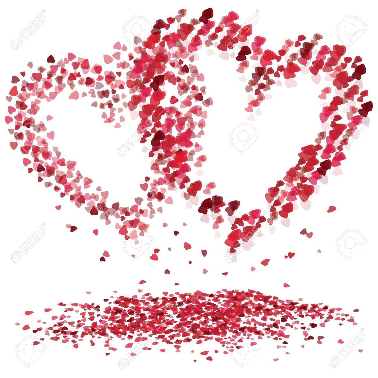hearts Stock Vector - 12067294