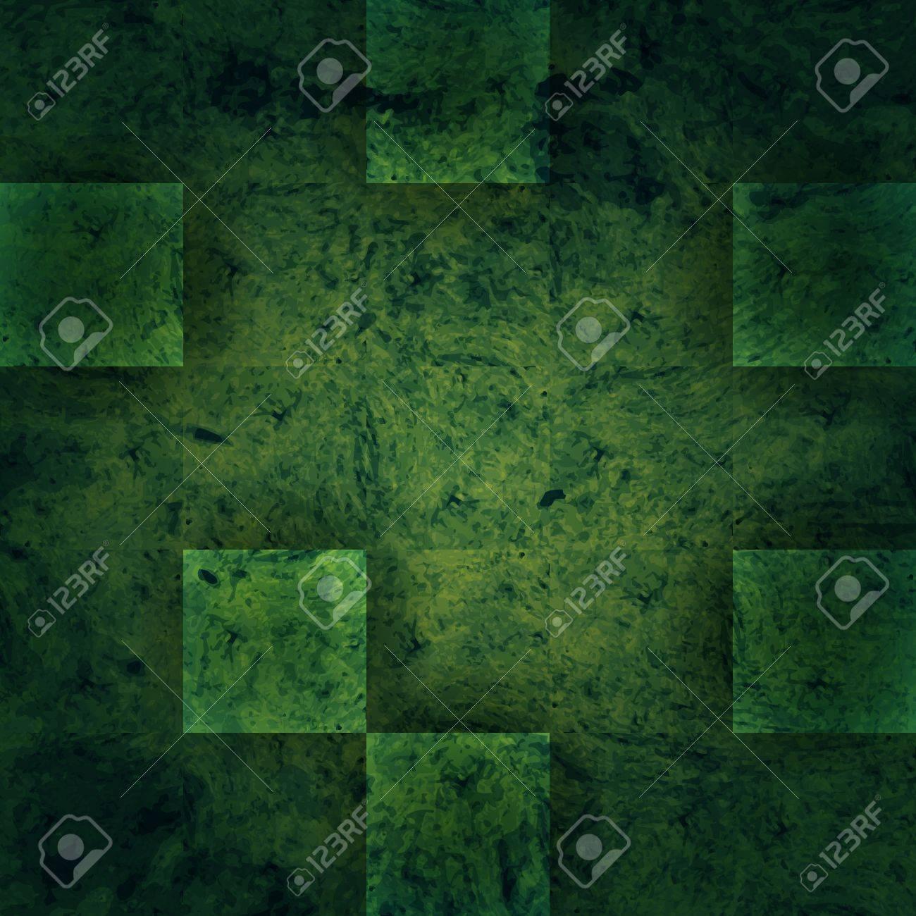 Vettoriale Nuovo Sfondo Astratto Con Lastre Di Marmo Verde Può