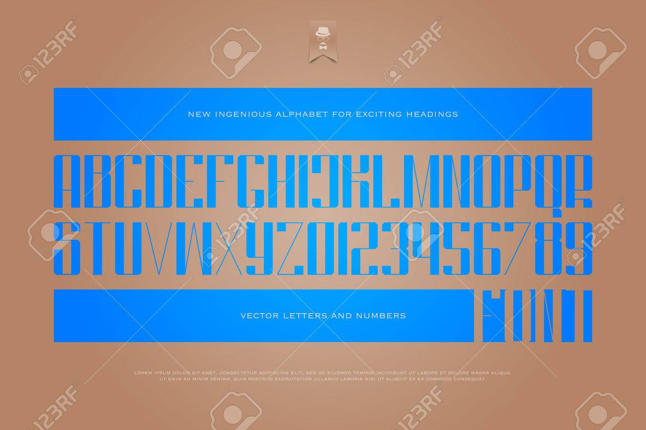 Uppercase alphabet letters and numbers font type design blue uppercase alphabet letters and numbers font type design blue lettering symbols stylish spiritdancerdesigns Image collections