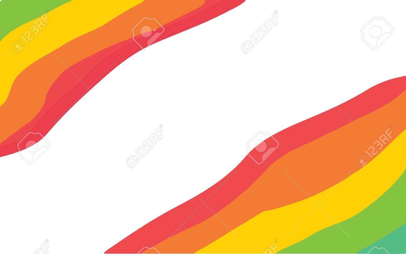background of color lines Stock Vector - 3746583