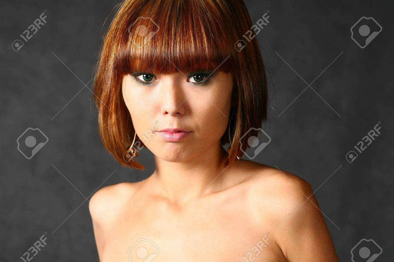 beautiful japanese girl stock photo, picture and royalty free image