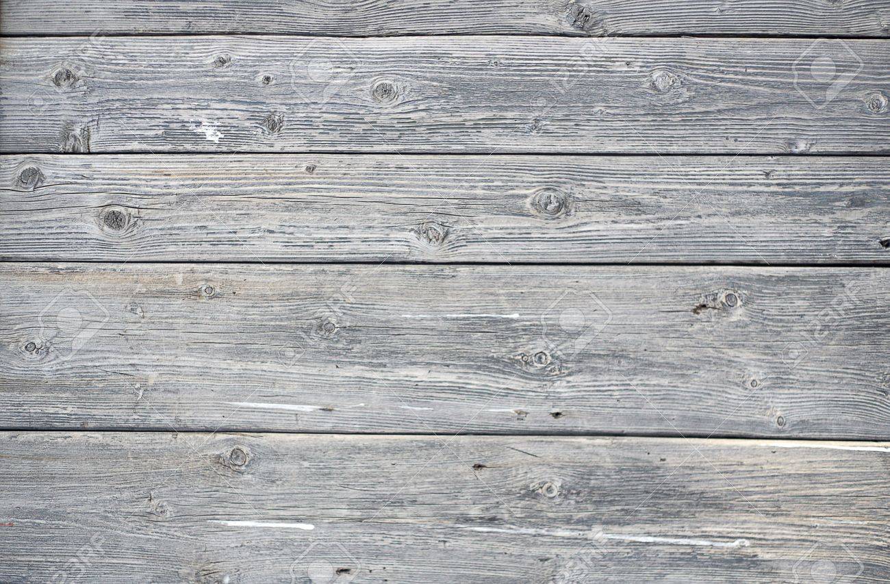 A background of weathered gray painted wood Stock Photo - 8444906