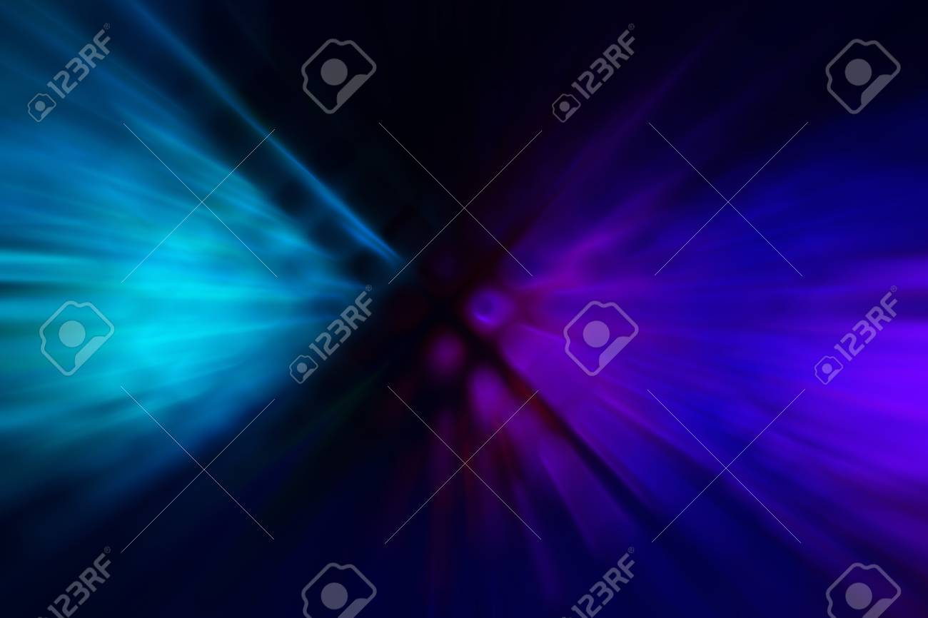 Magic Spotlights rays and glowing effect product advertising. Stock Photo - 12742211