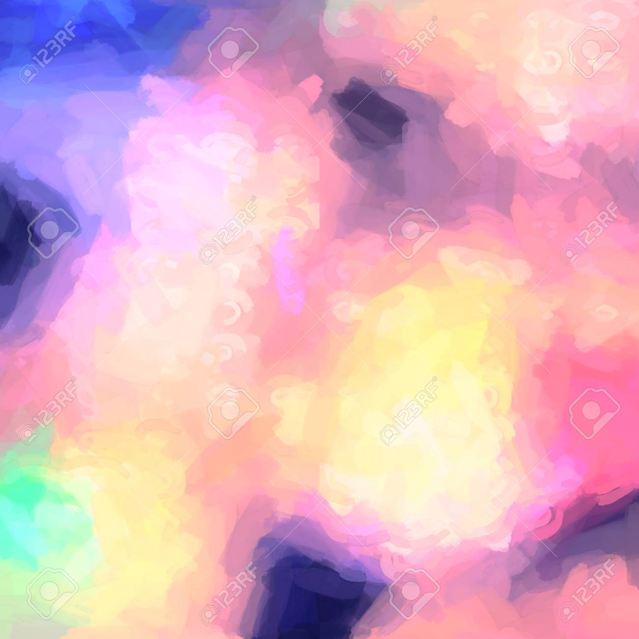 watercolor backdrop art paint background in mixed clors abstract Stock Photo - 18637089