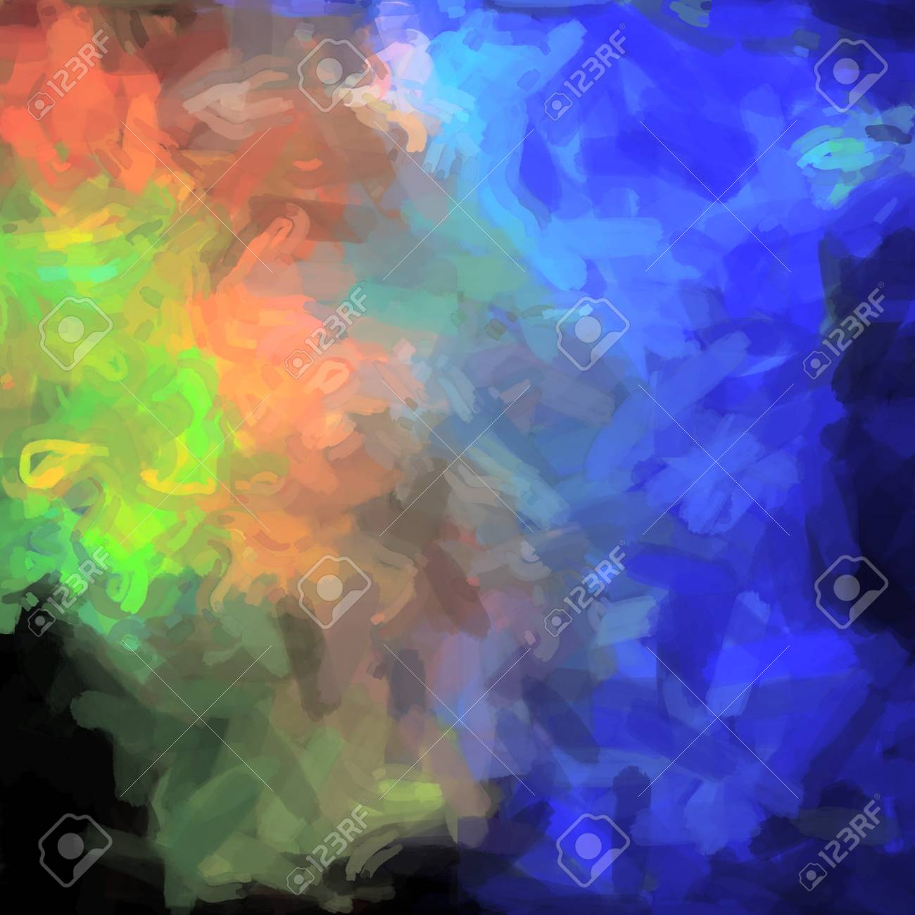 watercolor backdrop art paint background in mixed clors abstract Stock Photo - 18774819