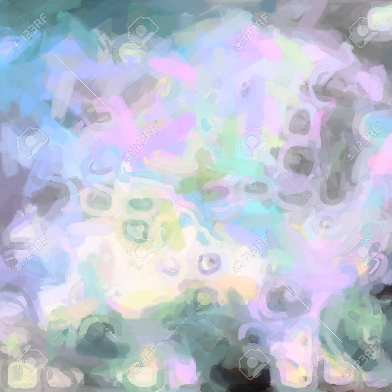 watercolor background in different colors best for creative design Stock Photo - 18908230