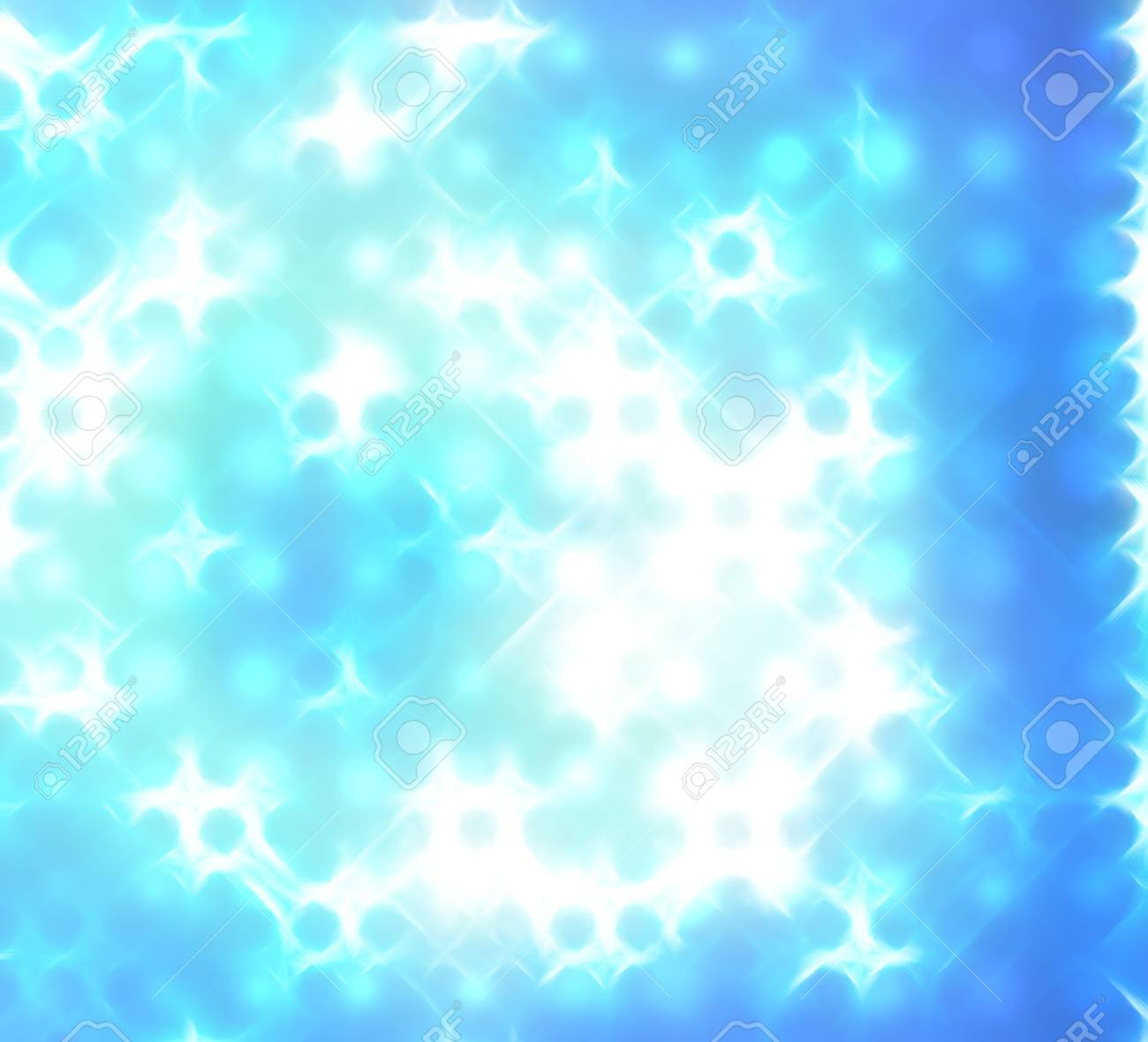 Raster abstract background blue mixed lines and shadows Stock Photo - 21289289