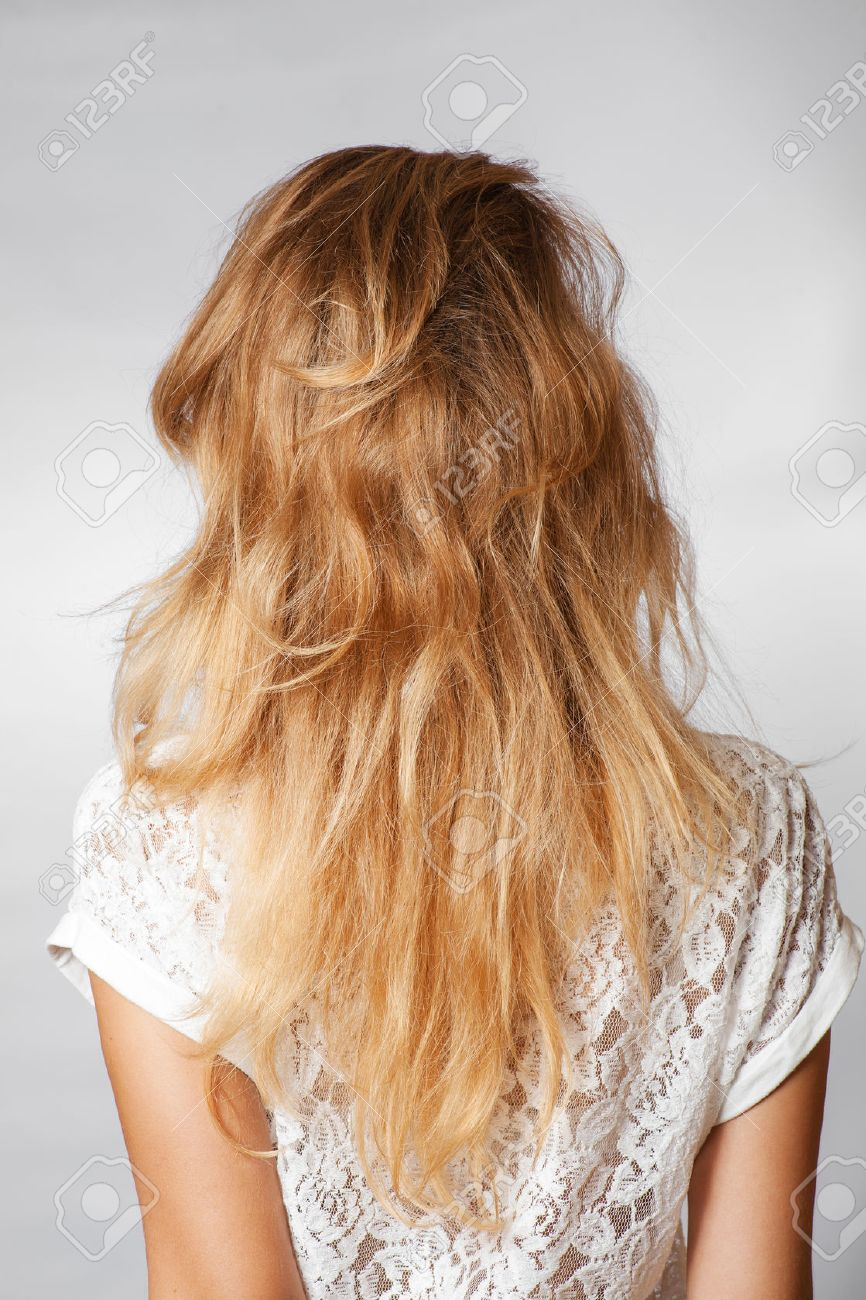 Фото девушек блондинок вид сзади 7 фотография