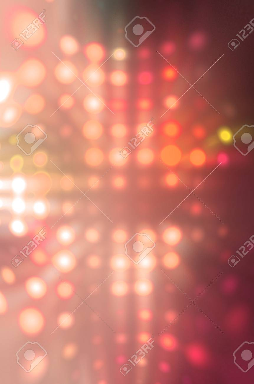 light dots background abstract Stock Photo - 23569913