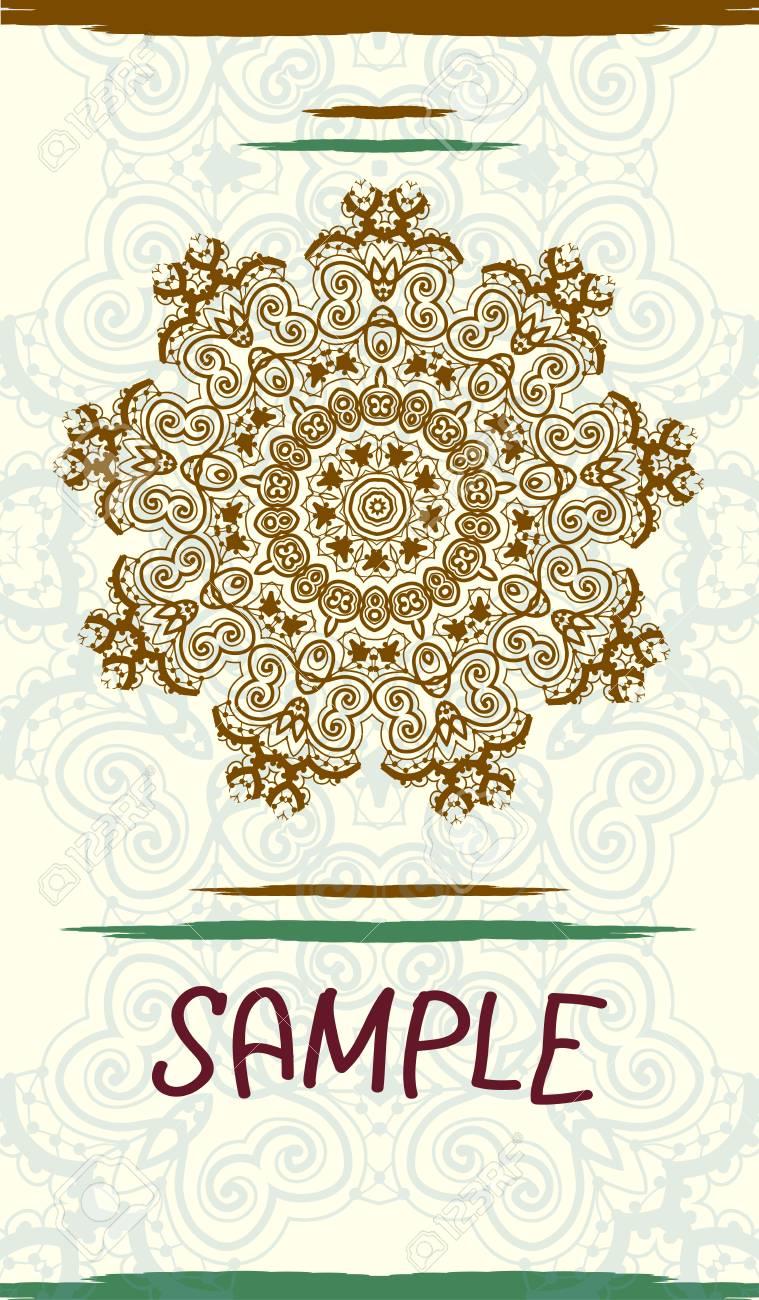 Vertical Design Wedding Invitation Card Based On Traditional ...