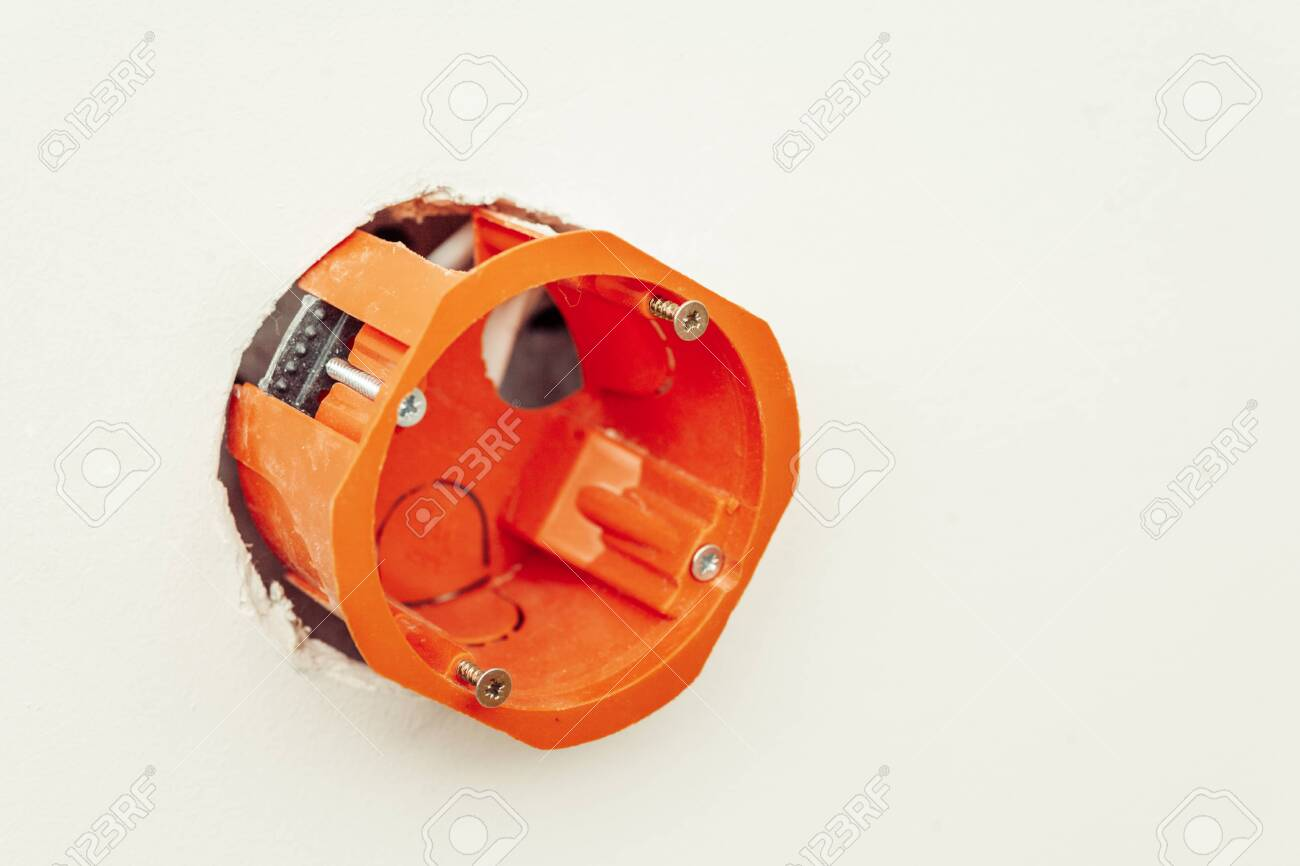 Wiring An Electrical Outlet With A Red Wire