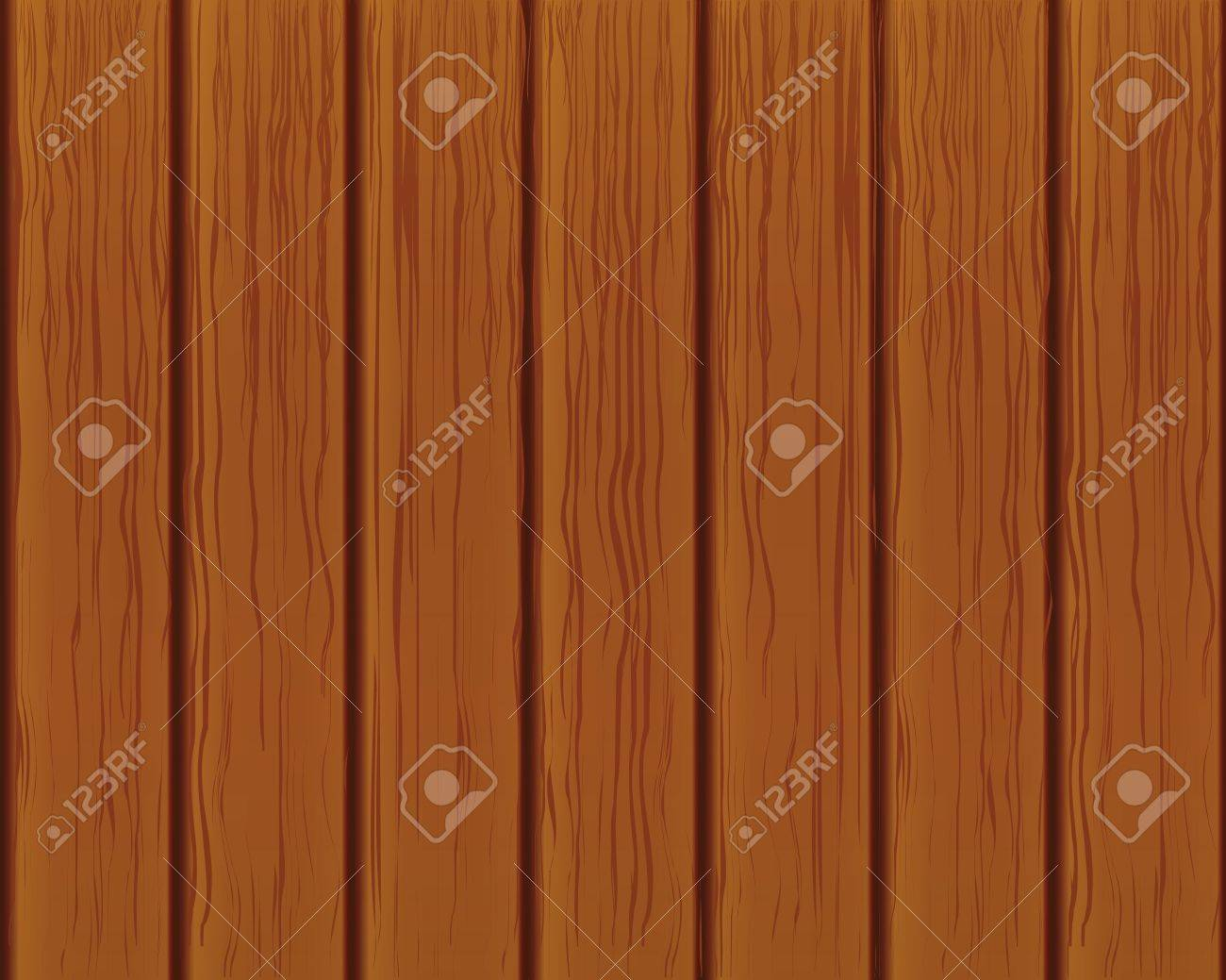 Wooden timber surface Stock Vector - 12157373