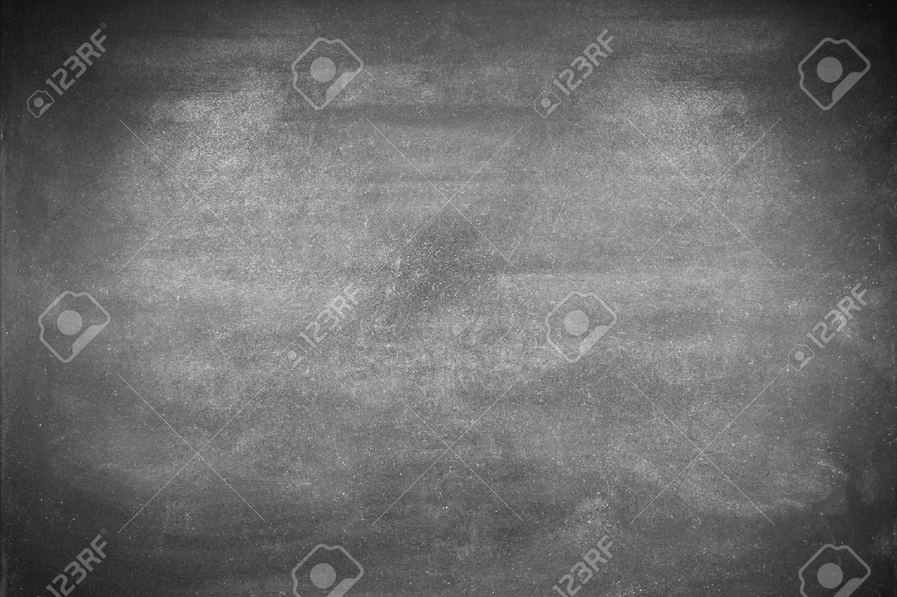 blank chalkboard or blackboard background view from top stock photo 41855920