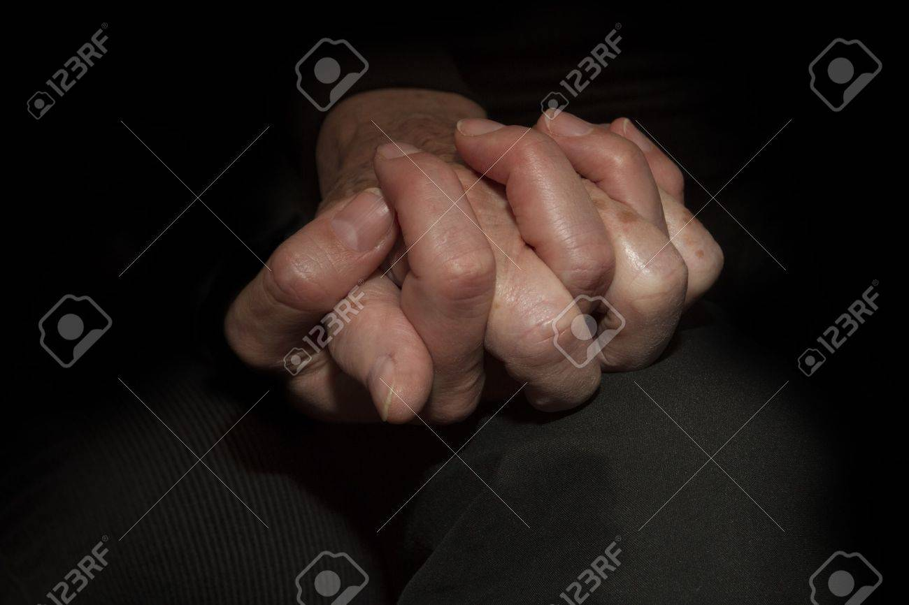 Mother and daughter holding their hands Stock Photo - 10379035