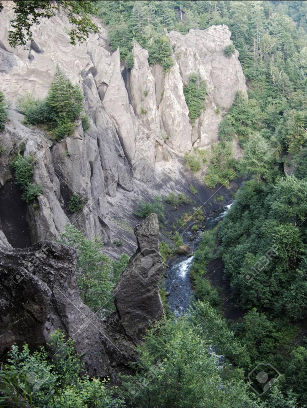 Changbai Mountain Grand Canyon - 33047586