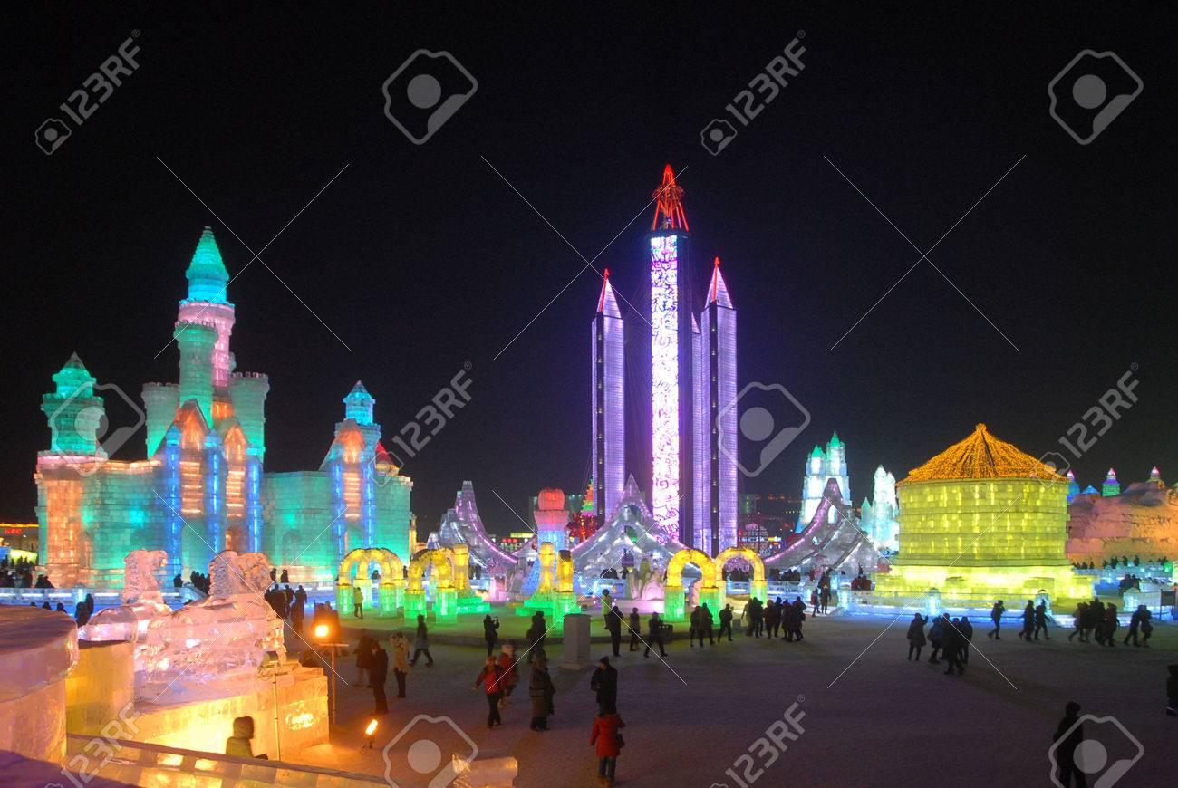 Harbin Ice and Snow World - 35492794