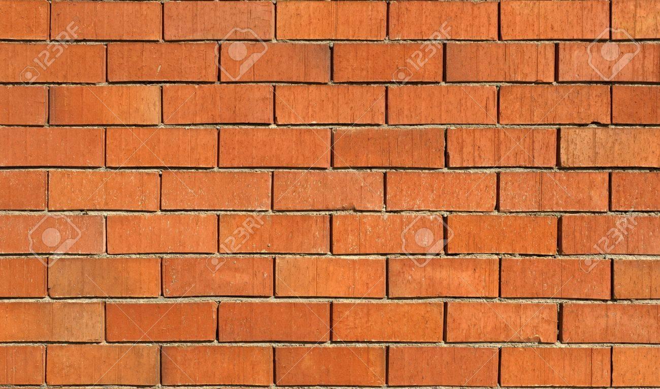 Brick  wall  Texture. Stock Photo - 9187237