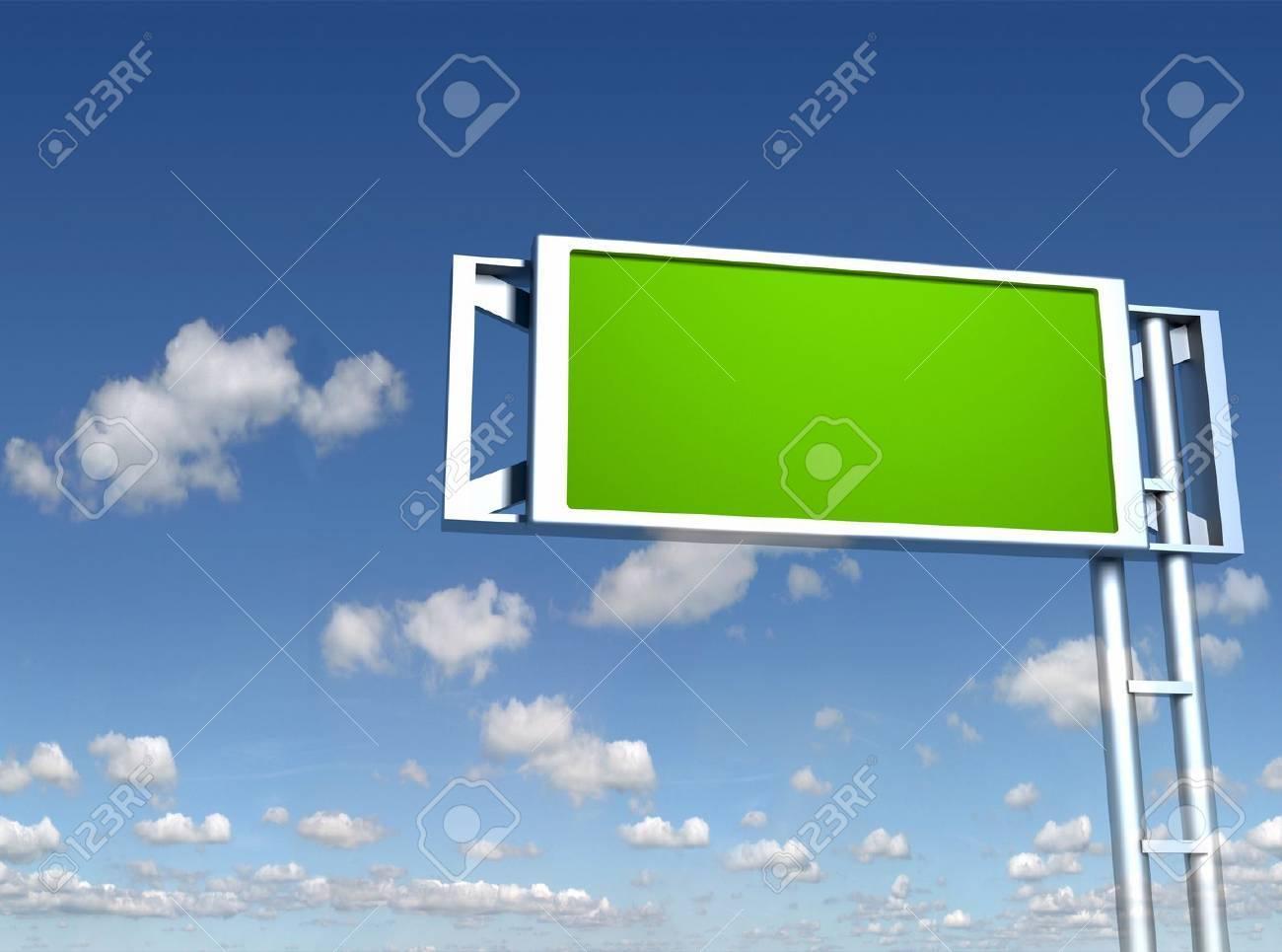 Blank Sign Board Blank Sign Board Photo