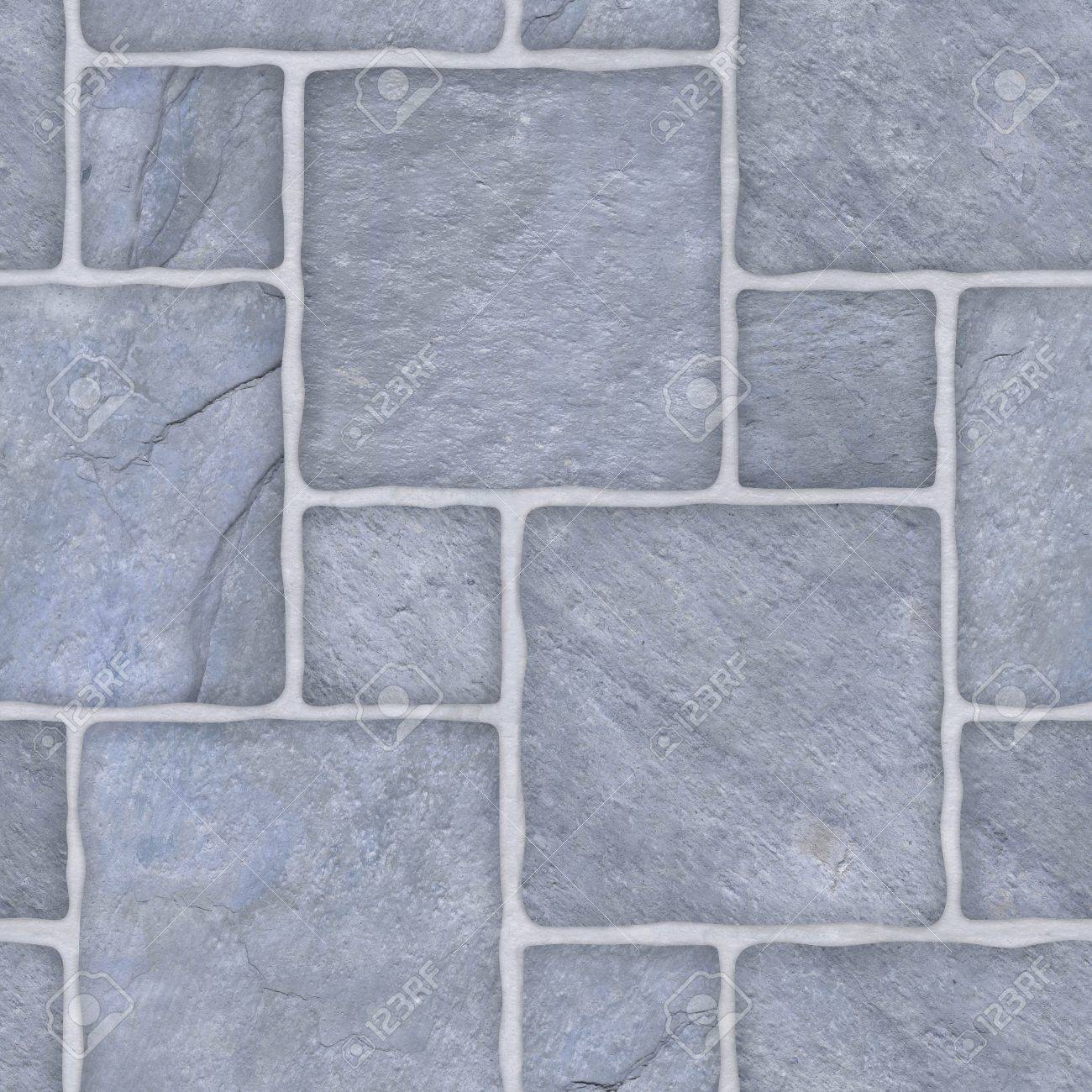 Blue Marble-stone Mosaic Texture High Res Stock Photo, Picture And ...