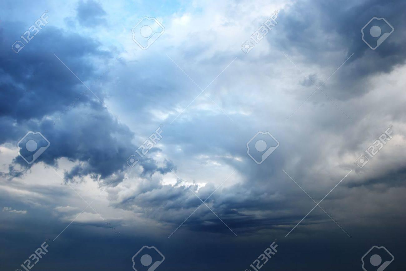 Stormy Sky Stock Photo - 5587811