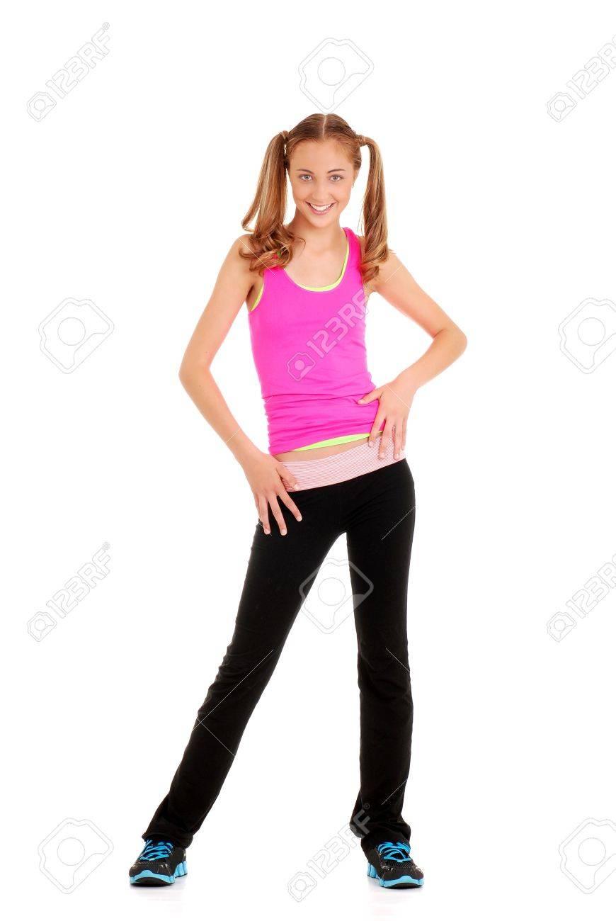 Teen workout