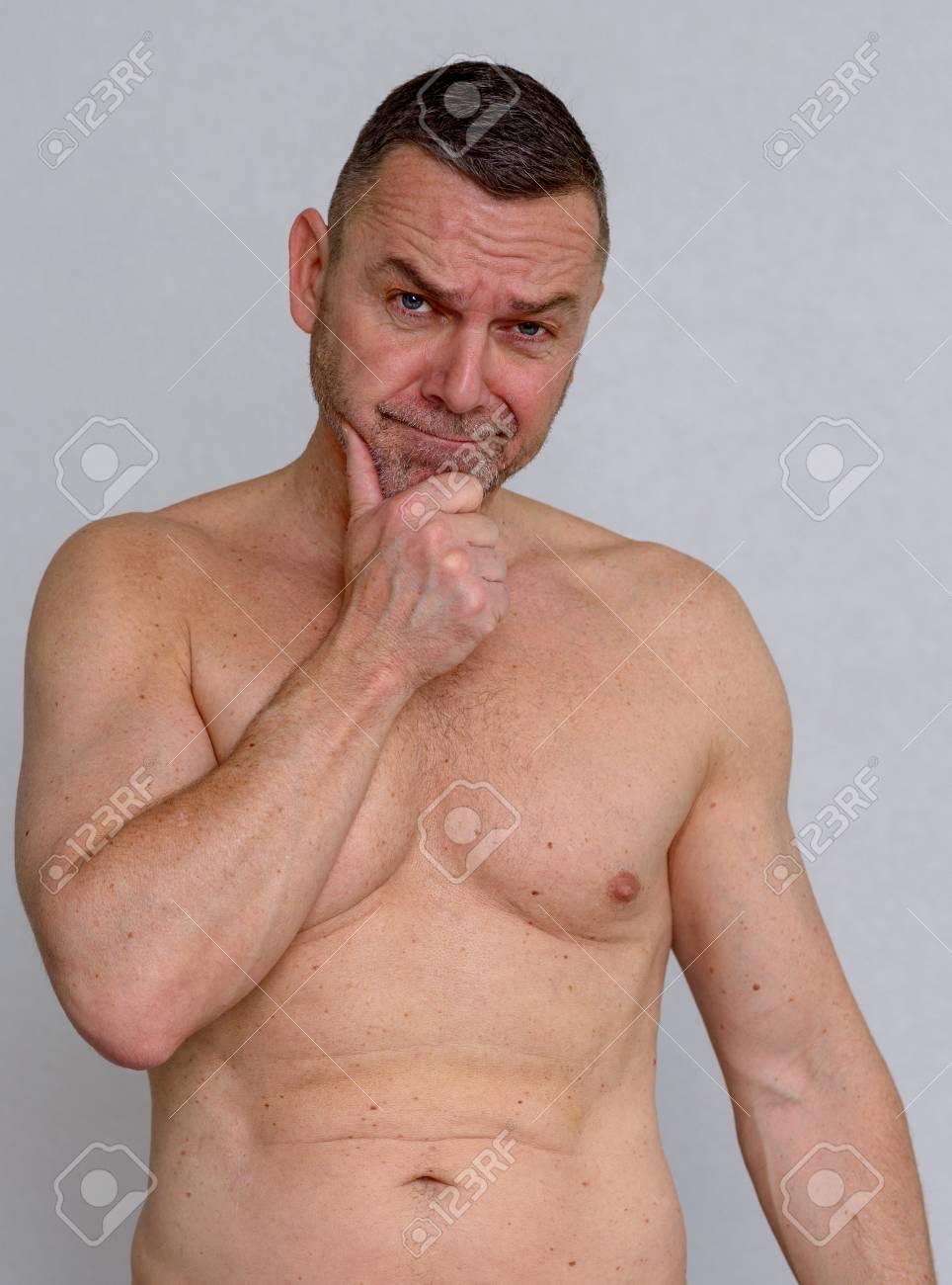 Mature man naked pics