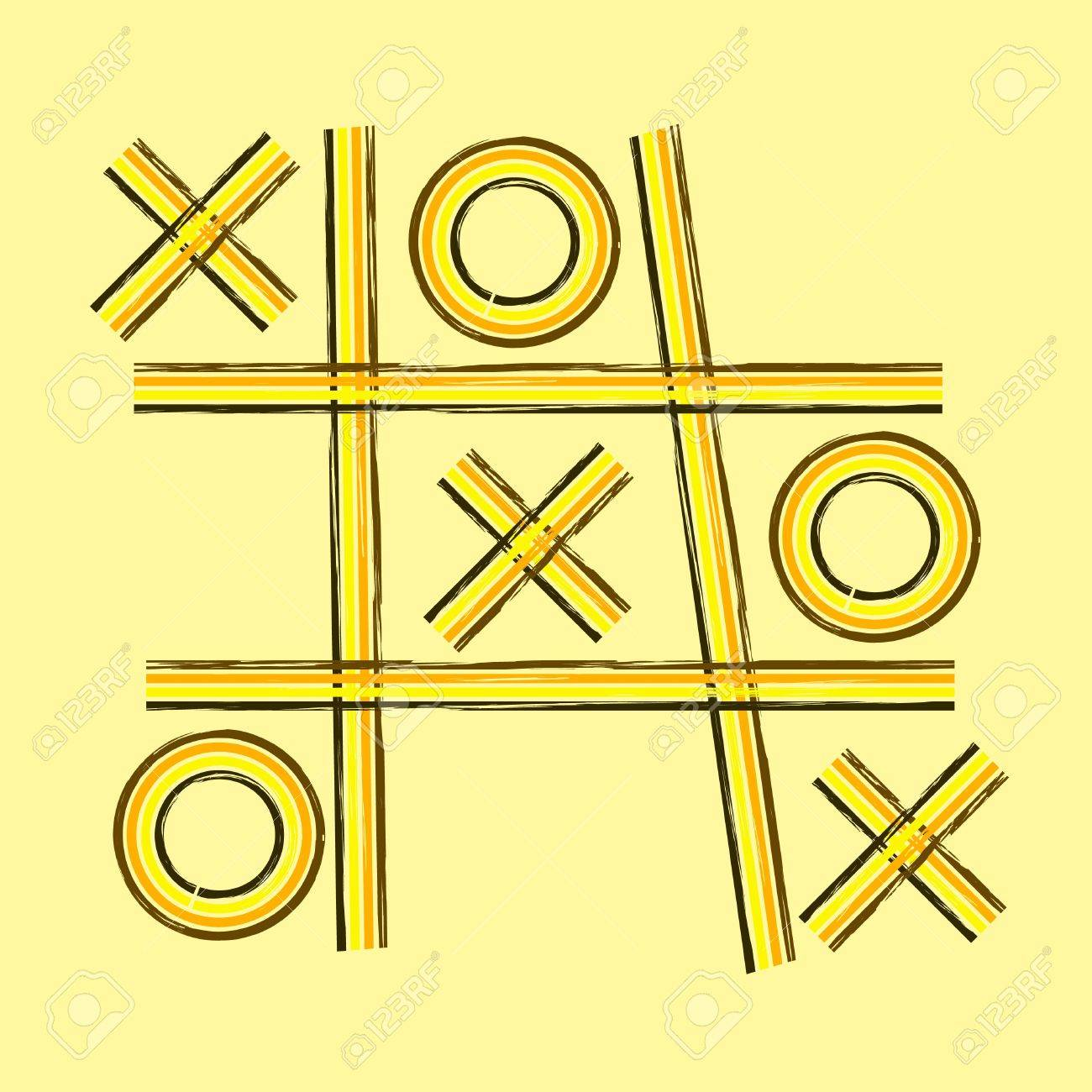 tic tac toe template powerpoint choice image - templates example, Modern powerpoint