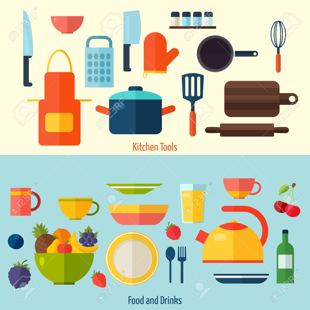 100+ [ Kitchen Tools And Equipment ] | Kitchen Equipment Wooden ...