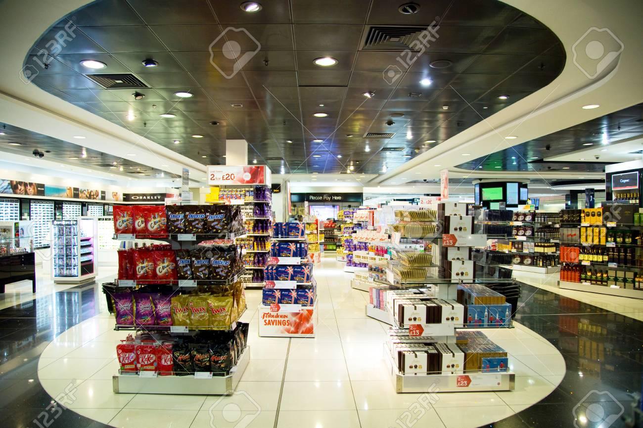 duty free shop london heathrow airport