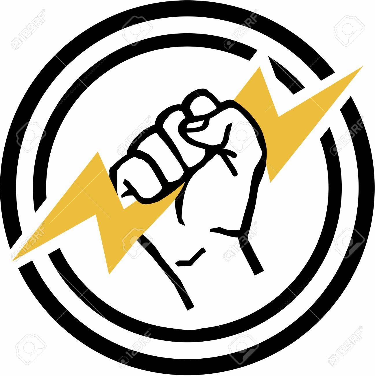 Electrician Electrical Hand Royalty Free Cliparts Vectors And