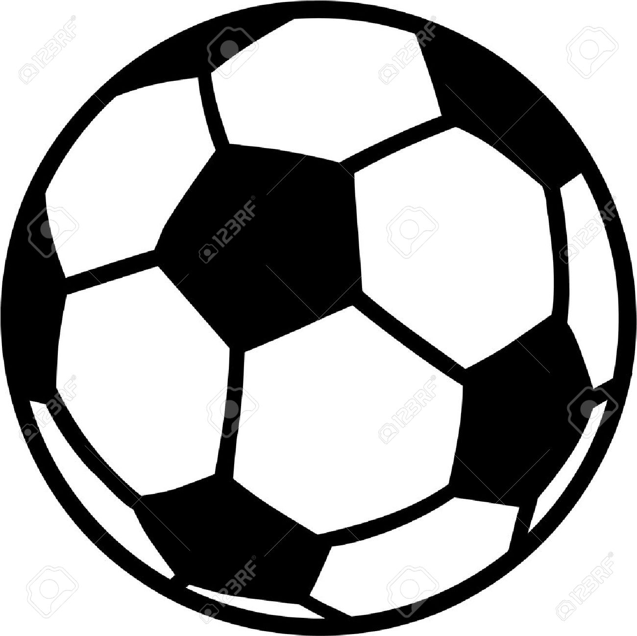 soccer ball royalty free cliparts vectors and stock illustration rh 123rf com soccer ball vector png soccer ball vector free