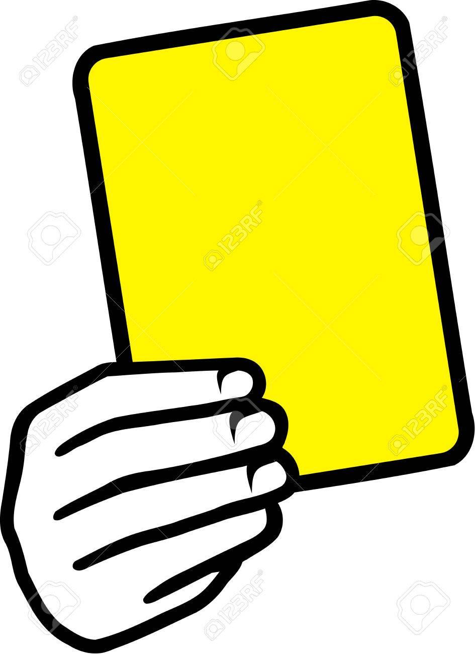 Картинки по запросу yellow card