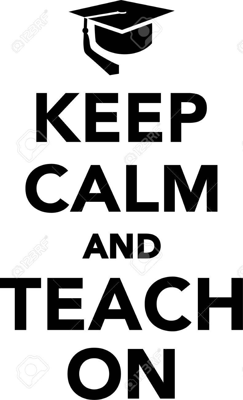 keep calm and teach on royalty free cliparts vectors and stock rh 123rf com keep calm vector download keep calm vector generator