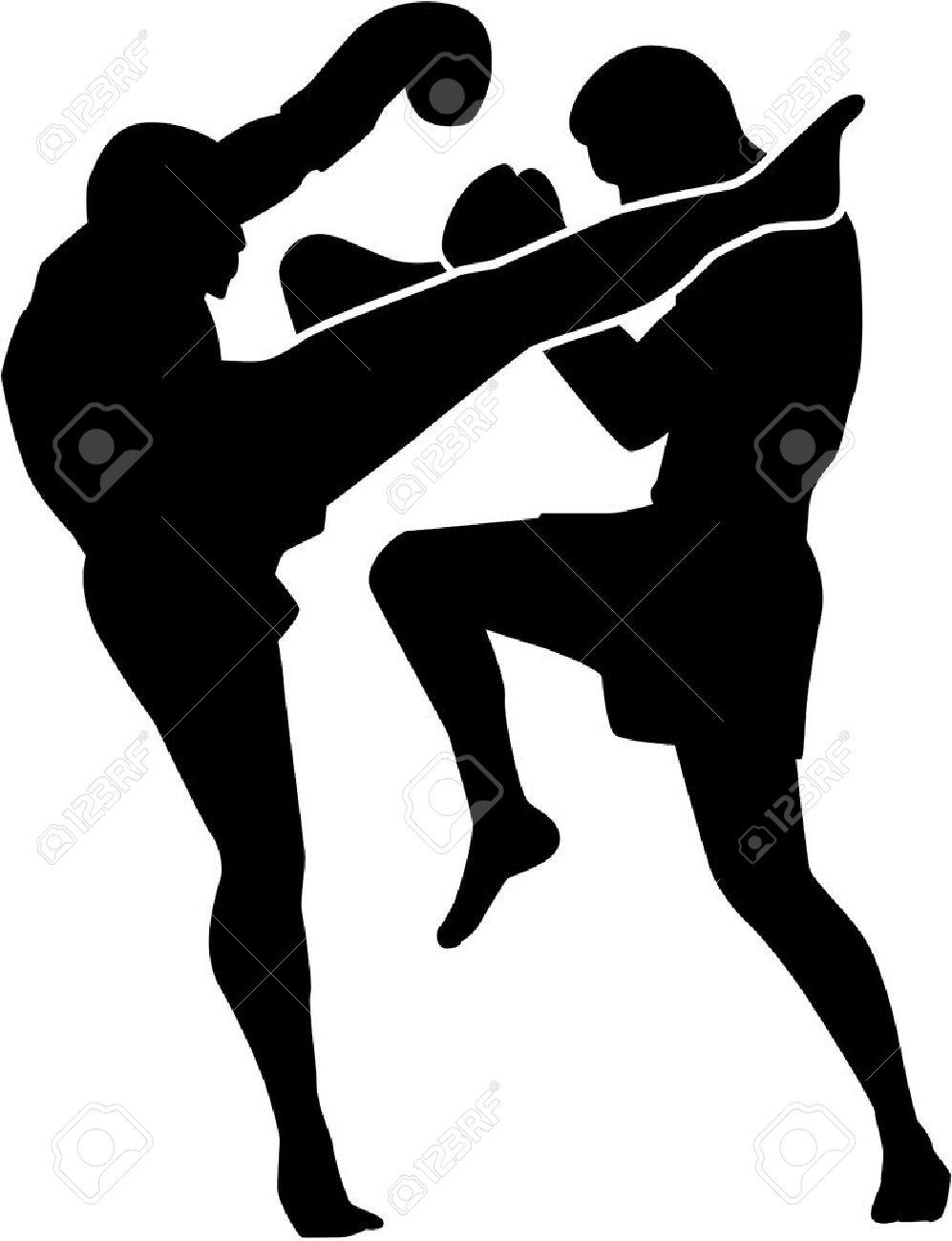 Muay Thai fighter - 51818609