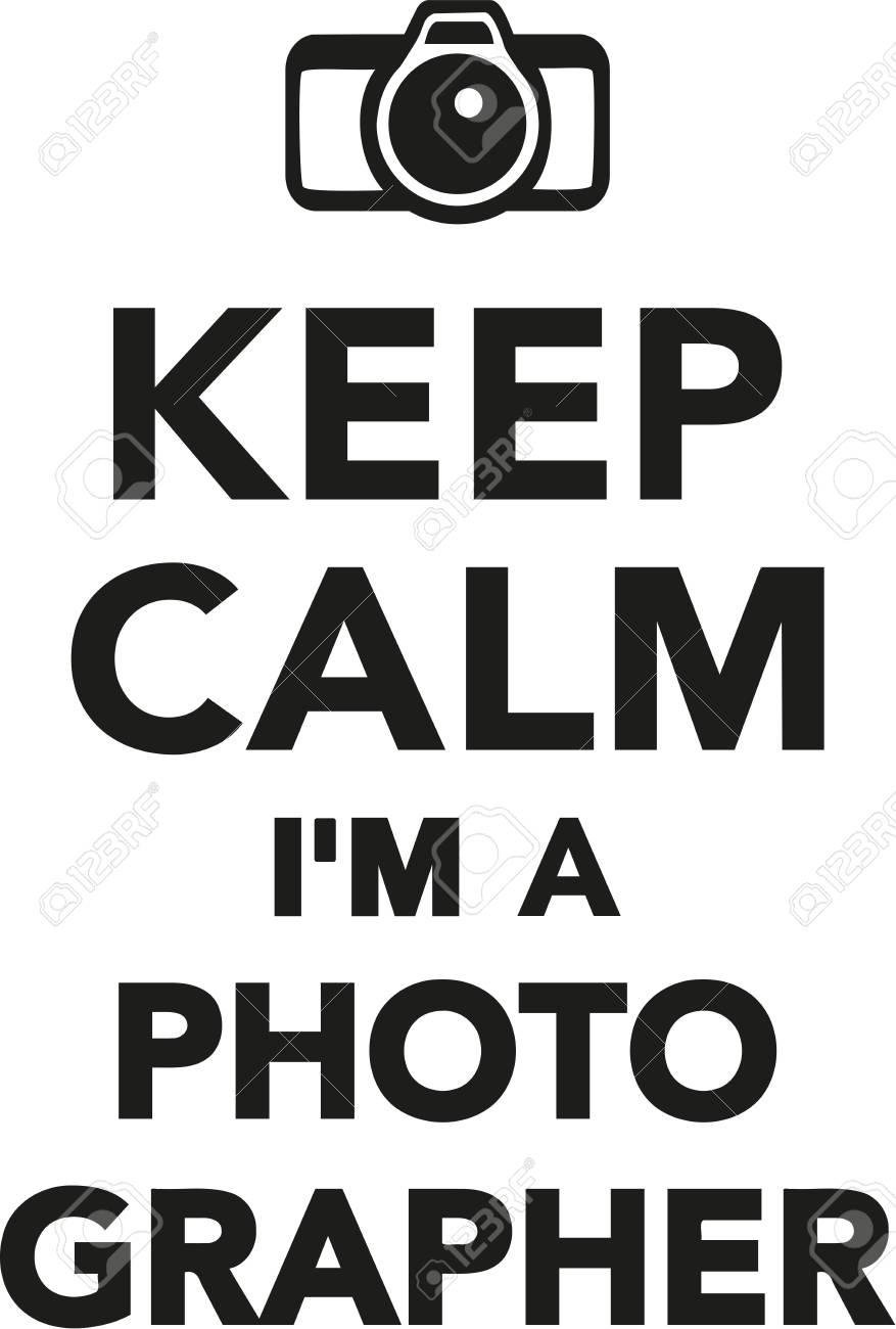 i m photographer