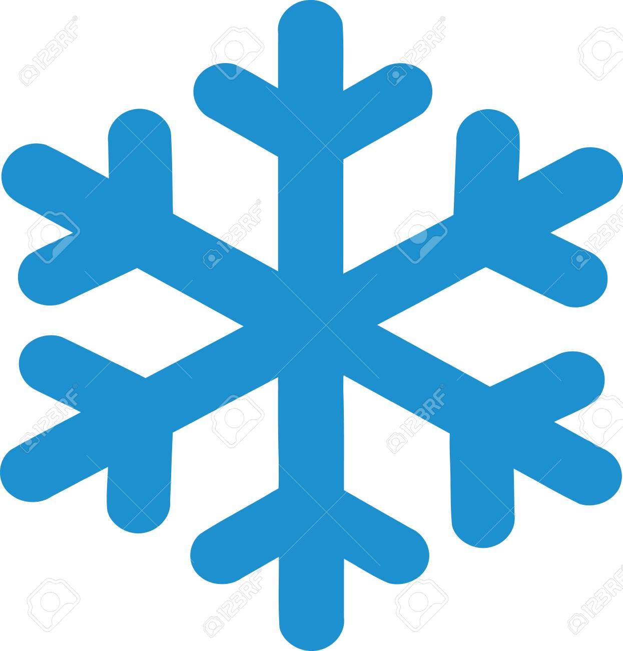 snowflake symbol royalty free cliparts vectors and stock rh 123rf com vector snowflake transparent background vector snowflake patterns