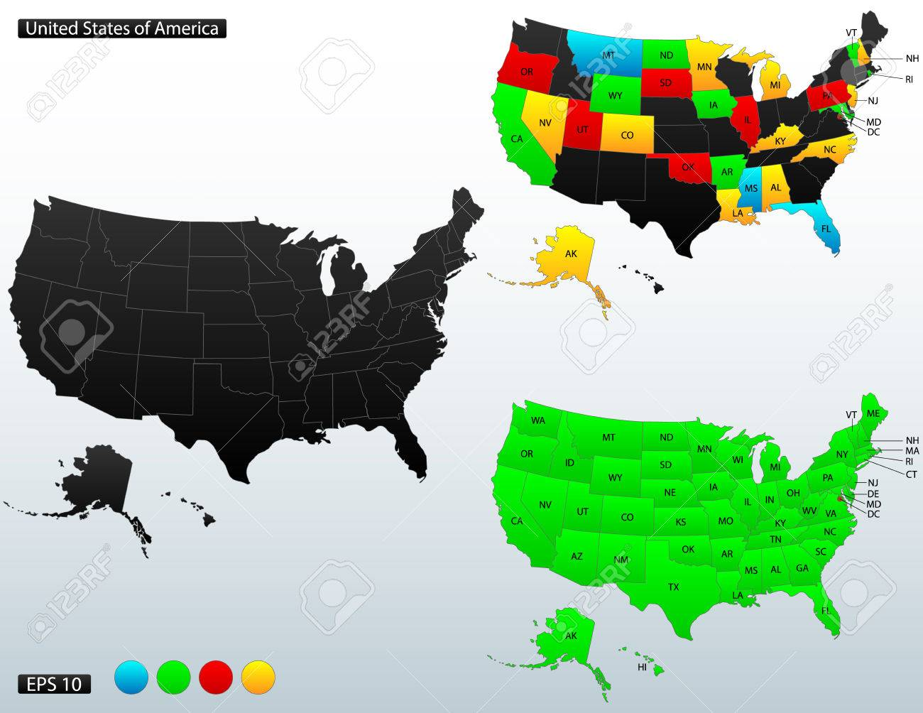 United States of America map, with internal boundaries and state.. on map color, map tattoo, map mobile, map numbers, map code, map ornaments, map flags, map wedding, map language, map decorations, map symbols, map logos, map jewelry,