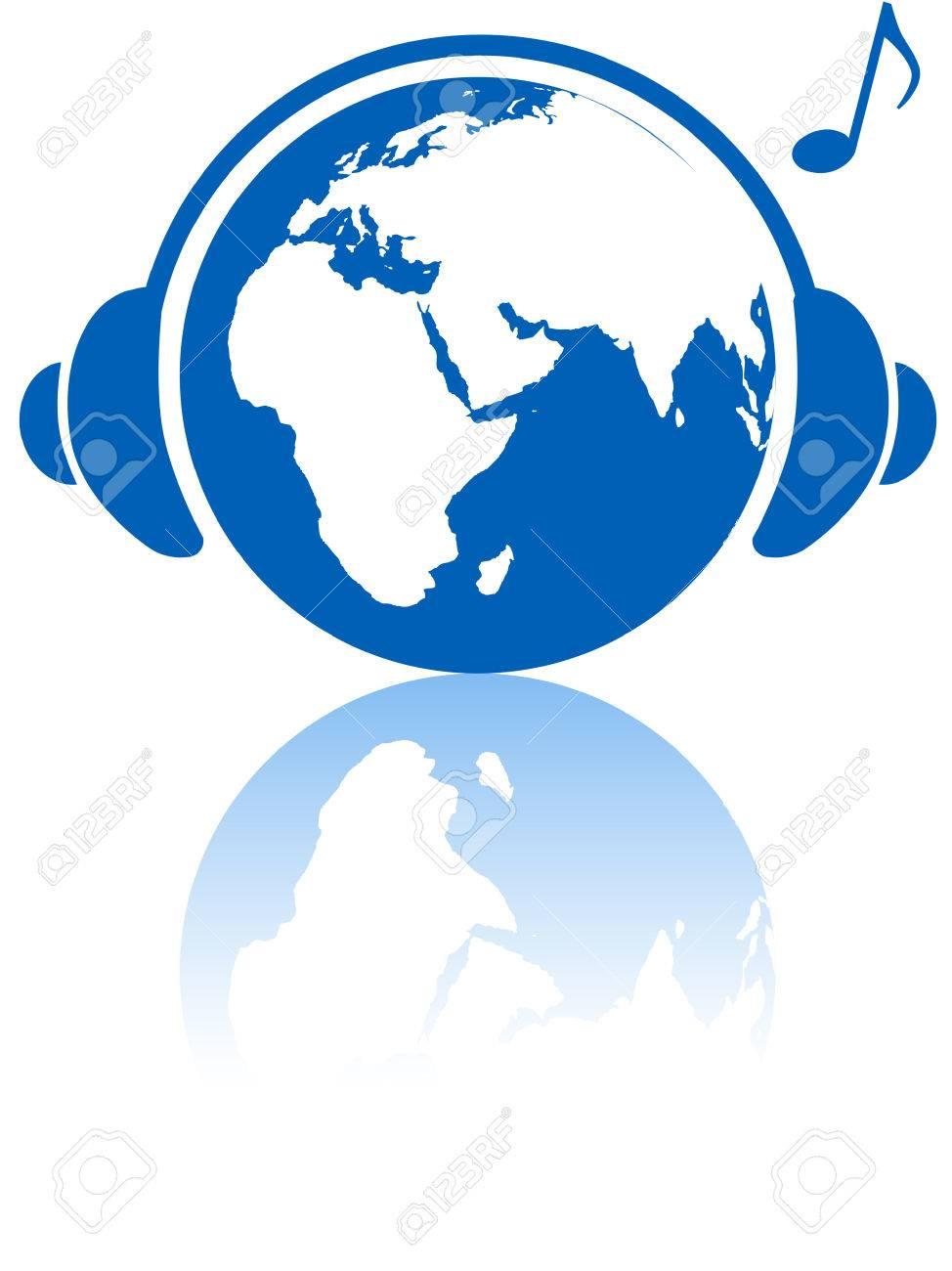 Eastern Hemisphere Globe The Eastern Hemisphere Wears