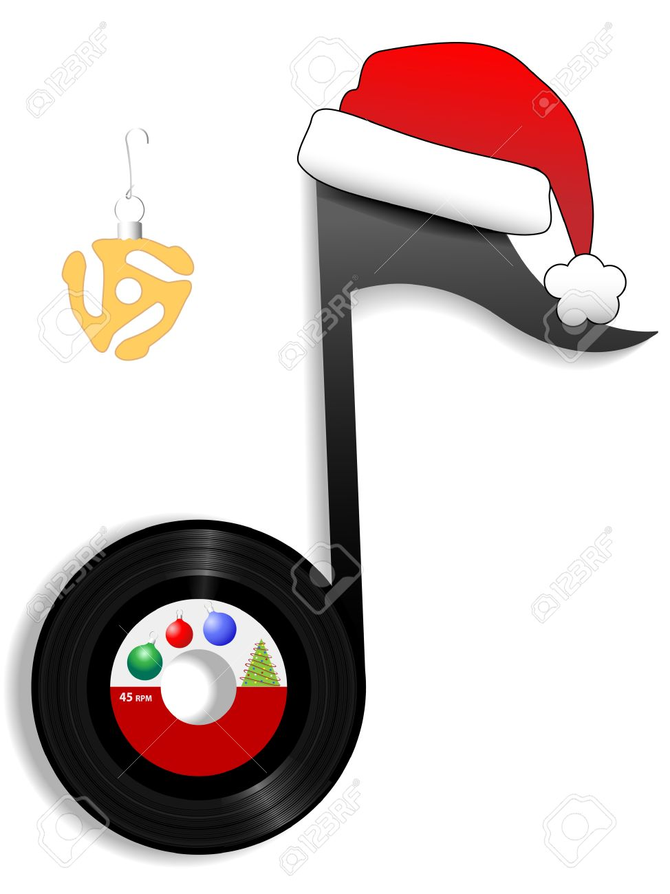 1,608 Christmas Songs Stock Vector Illustration And Royalty Free ...